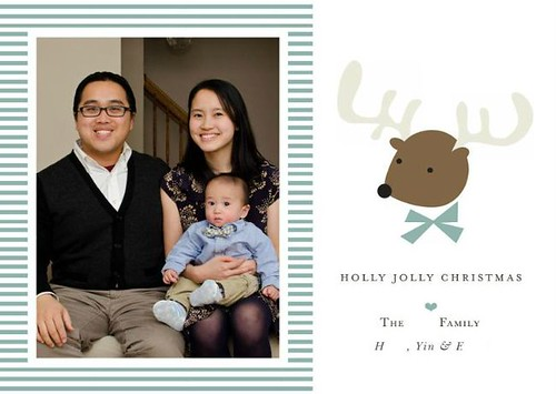 Holiday Card - Front II
