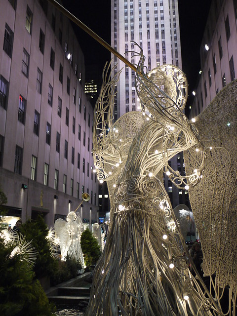 Rock Center Angel