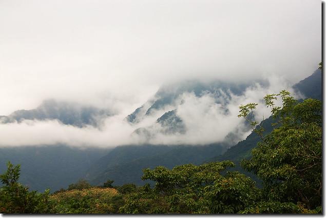 砂卡礑山嵐