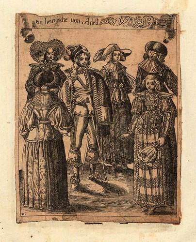 006-Basler Kleidung aller hoh- und nidriger Standts-Personen…1634- Hanns Heinrich Glaser