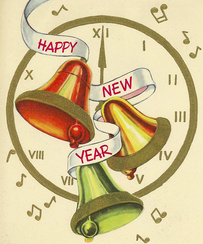 new year bells