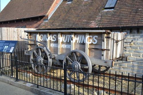 Tramway wagon, Stratford-upon-Avon