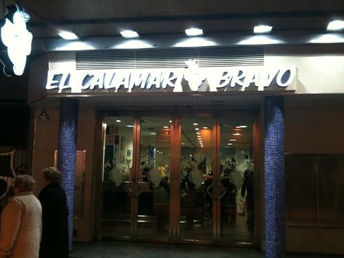 Zaragoza | El Calamar Bravo | Exterior