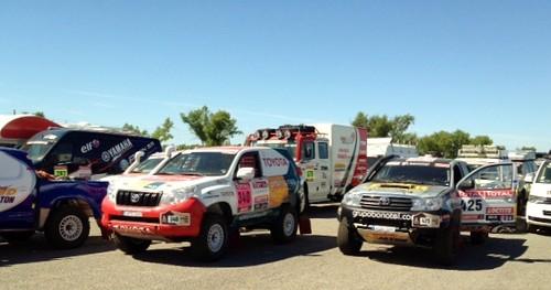 Toyota Prisma MPA Team