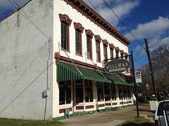 Commercial District - Louisa, Ky.