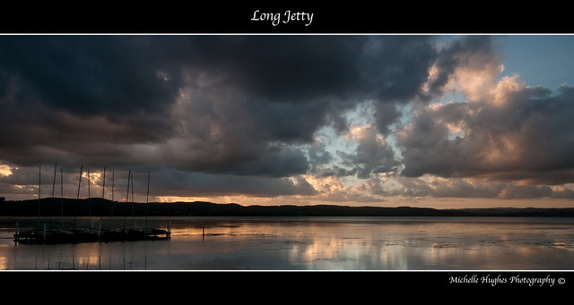 Long Jetty Sunset 29DEC2011