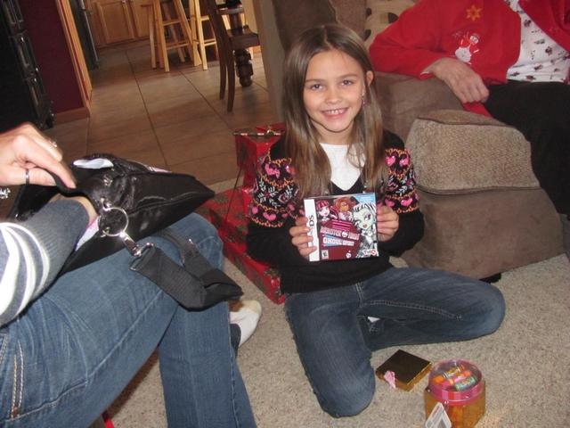 DS Game - Niece Emma