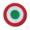 Coccarda Coppa Italia - Coppa Italia Winner/ holder patch