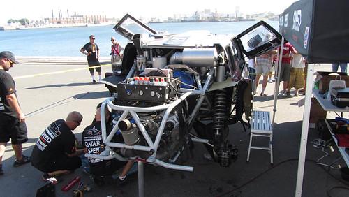 Motor Hummer
