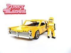 1966 Pontiac GTO Wagon