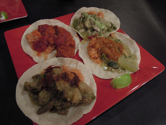 Tacos de Guisado, Mi Mero Mole | Meh. One of my biggest ...