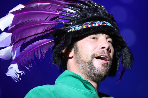 Jamiroquai by Eva Rinaldi Celebrity and Live Music Photographer