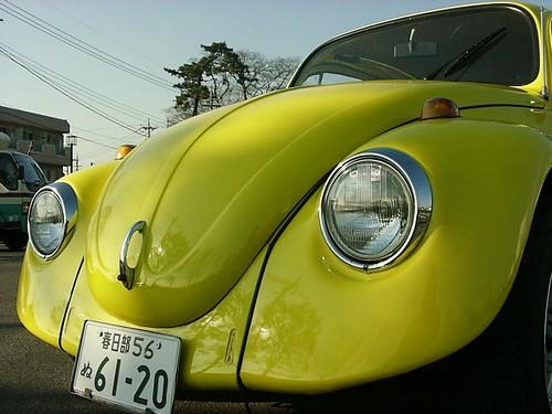 1972 VW Beetle TYPE-1