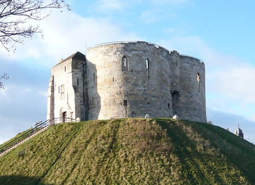 Image result for cliffords tower gods own county