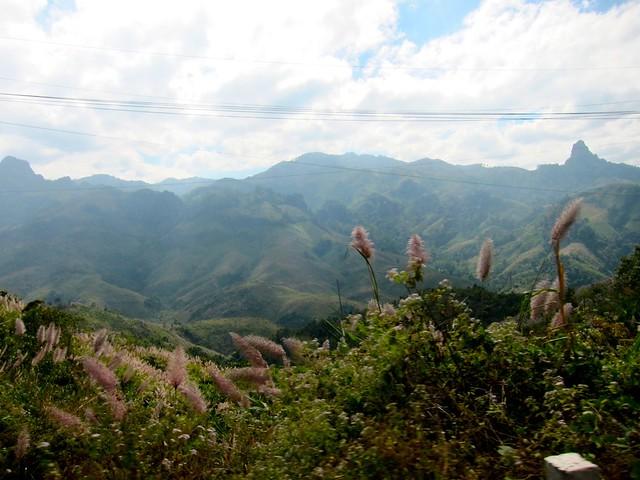 Driving in Laos
