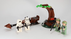 9489 Endor battle pack