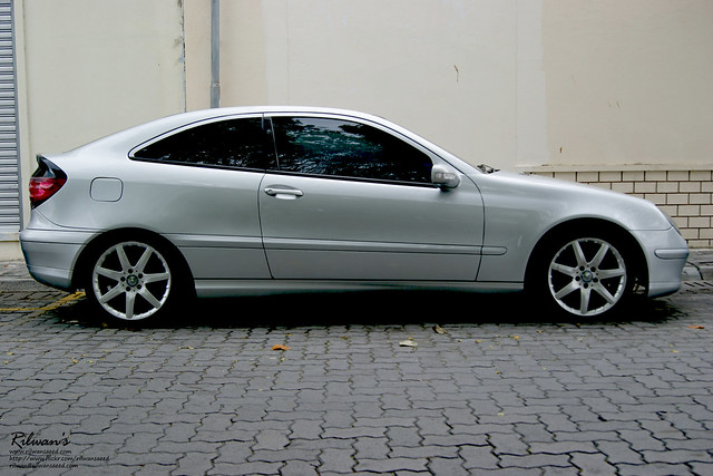 mercedes benz c200 kompressor sport coupe flickr photo sharing. Black Bedroom Furniture Sets. Home Design Ideas