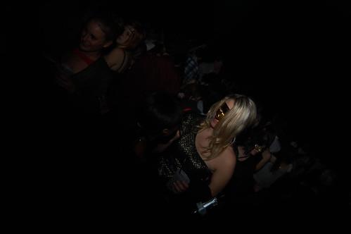 NYE Masquerade Bourbon Theatre 2011
