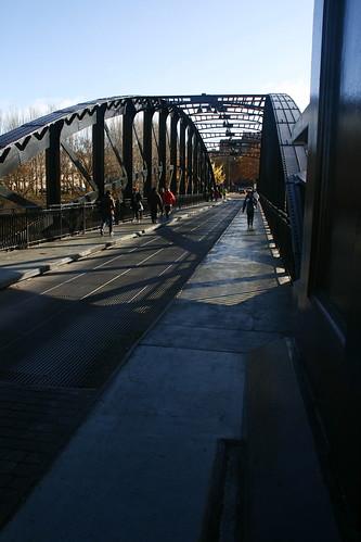 Valladolid, Puente Colgante 2