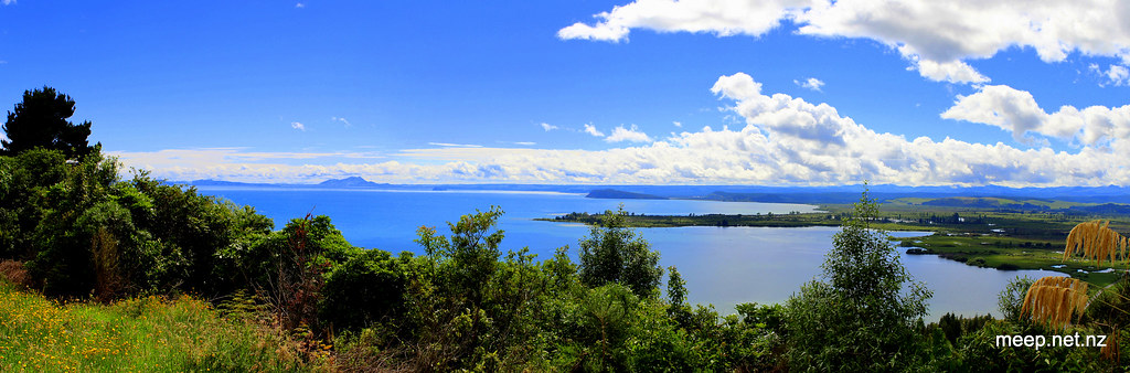 Lake Taupo 1
