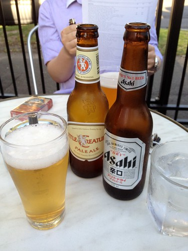 Asahi and Little Creatures Wayside Inn
