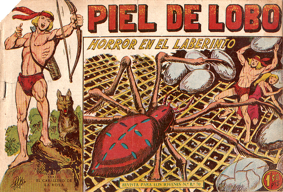 Manuel Gago - Piel de Lobo 2
