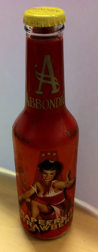 Abbondio - Grapefruit Strawberry 1 by softdrinkblog