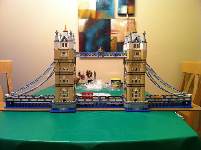 lego london tower bridge flickr photo sharing. Black Bedroom Furniture Sets. Home Design Ideas