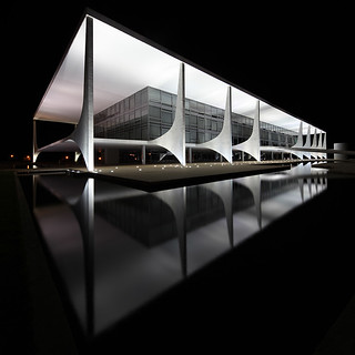 Palácio do Planalto - Brasilia