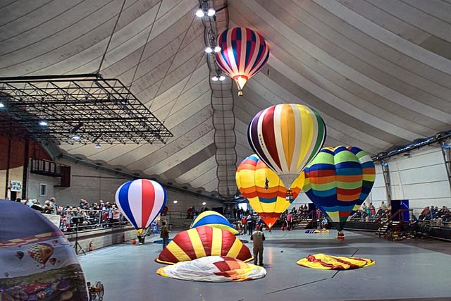 Stuck mini hot air balloon flickr photo sharing for How to make a small air balloon