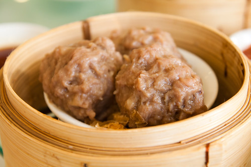 Steamed Beef Balls with Bean Curd Sheet at Regal 16 Chinese Restaurant