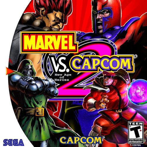 Marvel VS Capcom 2 (villain) HQ Custom by dcFanatic34