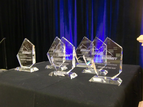 Affiliate Summite Pinnacle Awards