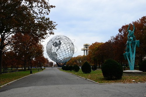Unisphere, Freedom of the Human Spirit, Flushing Meadows–Corona Park, Queens, New York CLS_5288.JPG