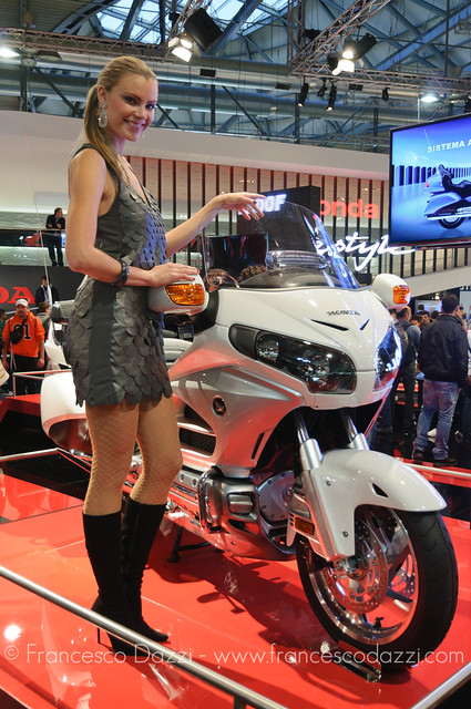Goldwing Girls http://www.flickr.com/photos/checco/6679985873/
