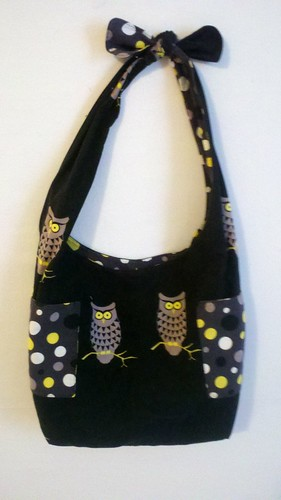Lickety Split Reversible Tote Bag