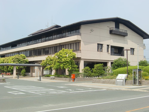 福津市役所の津屋崎庁舎
