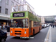 30168  C233 ENE  Leyland Olympian  Northern Counties. Argyle Street GLASGOW