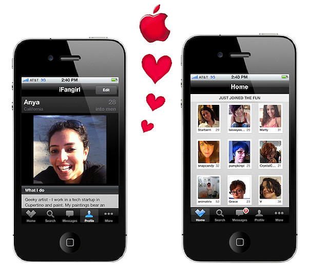 iphone dating apps personals