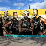 Miami Edgewater Serges Miami Hear Mural