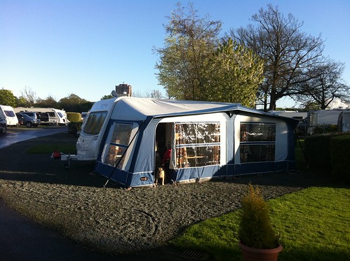 Pyramid Porch Awnings | Norwich Camping