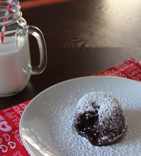 Molten Chocolate Cake 1