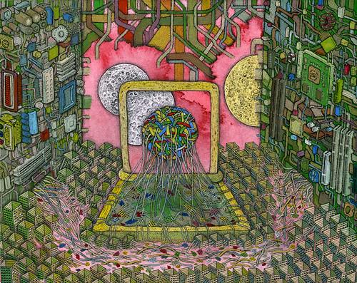 """Tadashi Moriyama """"Memory Room"""""""