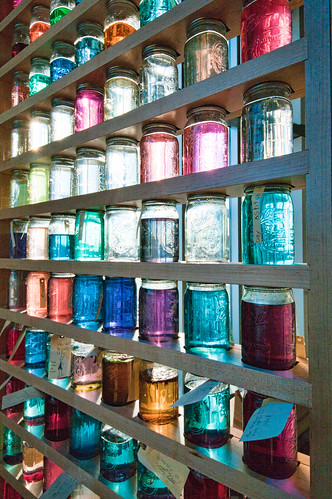 Wall of Jars