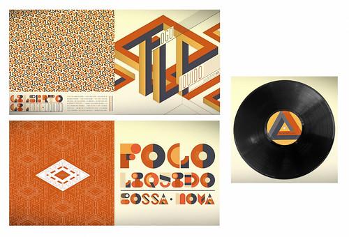 LP - Gilberto Gil (Fuego Líquido)