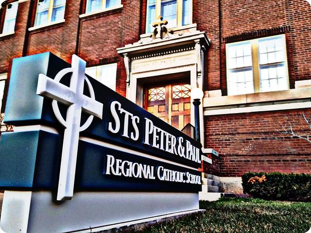 Sts Peter Paul School Lexington Ky Flickr Photo Sharing