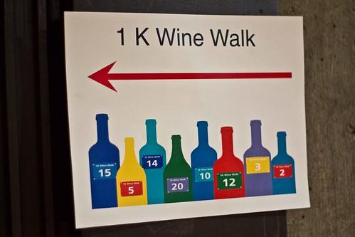 1K Wine Walk