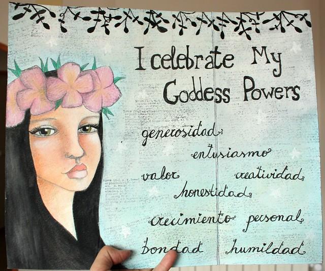 my goddess superpowers  2