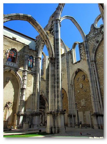 Ruínas do Convento do Carmo #5 by VRfoto