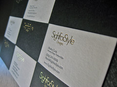 Sight For Style Letterpress Cards